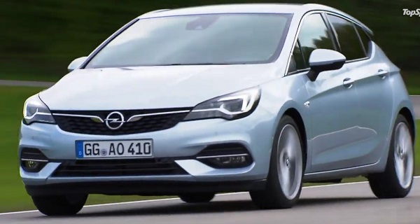 Opel Astra 2020 Cars Of The World Cars Of The World