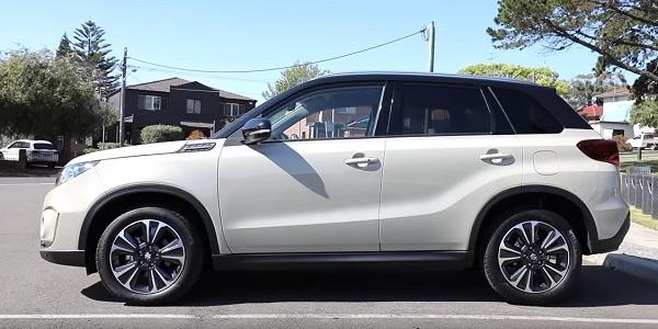 Suzuki Grand Vitara 2020.