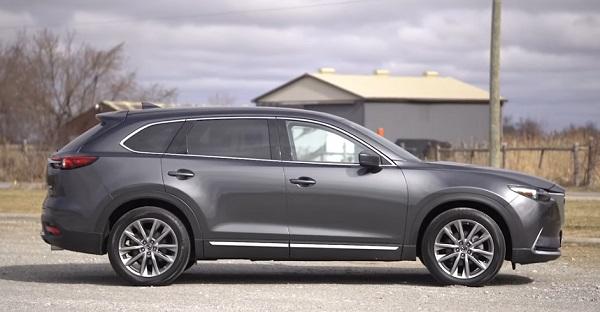 Mazda CX-9 2020..