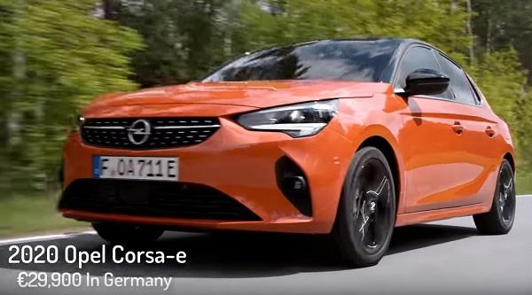 Opel Corsa 2020..