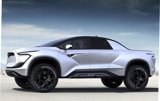 Tesla Model P 2021