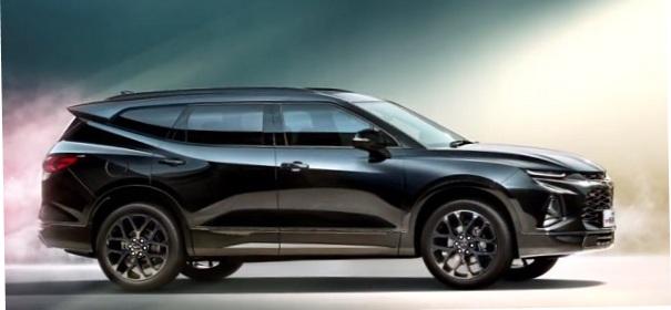 Chevrolet Menlo 2020.