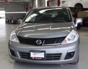 Nissan Tiida 2020