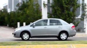 Nissan Tiida 2020..
