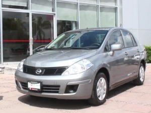 Nissan Tiida 2020...