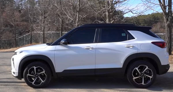 Chevrolet Trailblazer 2020.