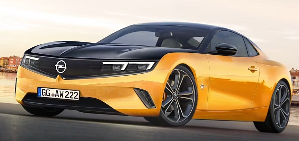 Opel Manta 2022...