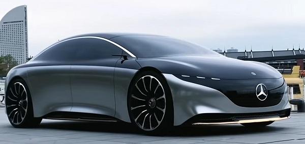 Mercedes S-Class 2021....