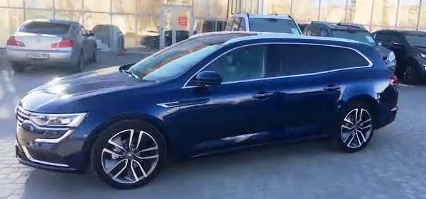 Renault Talisman 2020...