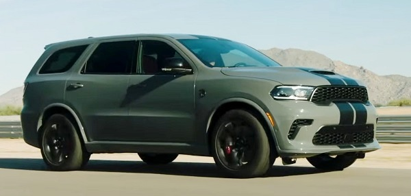 Dodge Durango 2021..