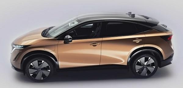 Nissan Aria 2020.
