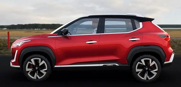 Nissan Magnet 2021.