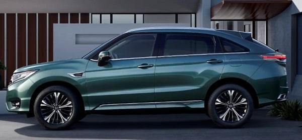 Honda UR-V 2021