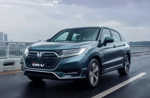 Honda UR-V 2021. ⋆ CARS OF THE WORLD | CARS OF THE WORLD