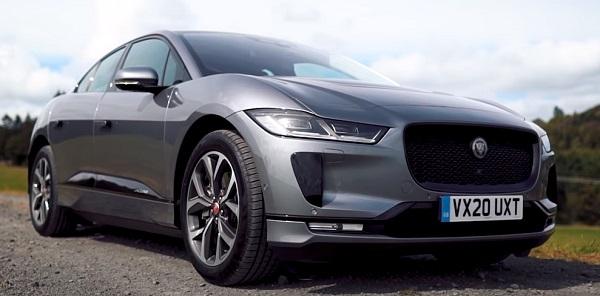 Jaguar I-Pace 2021.