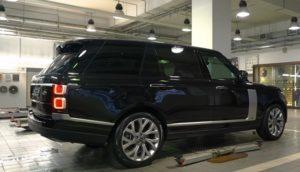 Range Rover 2021.