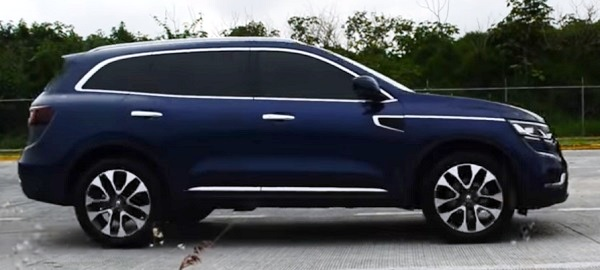 Renault Koleos 2020 2021