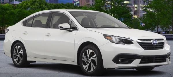 Subaru Legacy 2020.
