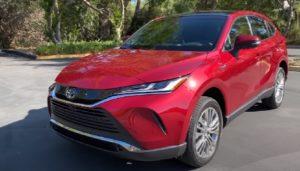 Toyota Venza 2021.