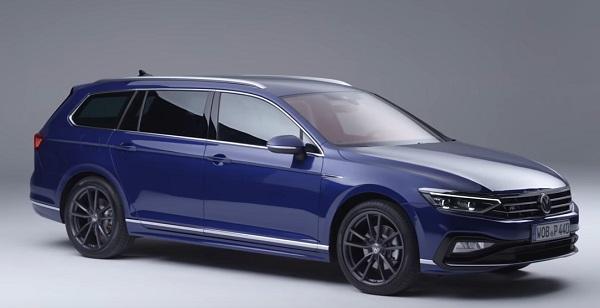 Volkswagen Passat Variant 2020.
