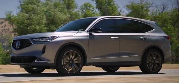 Acura MDX 2021.