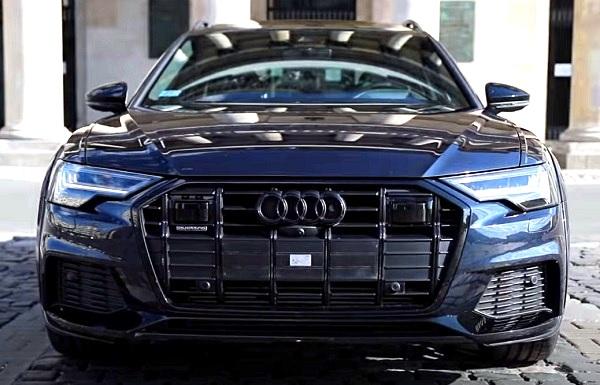 Audi A6 Allroad 2021.