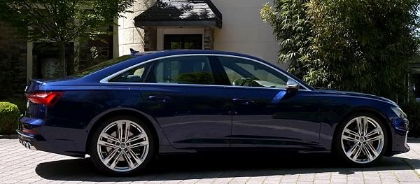 Audi S6 TDI 2020.