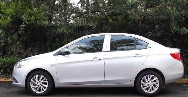 Chevrolet Aveo 2021.