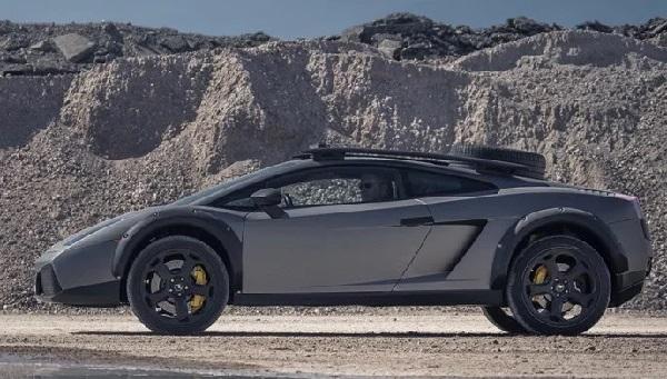 Lamborghini Gallardo 2021.