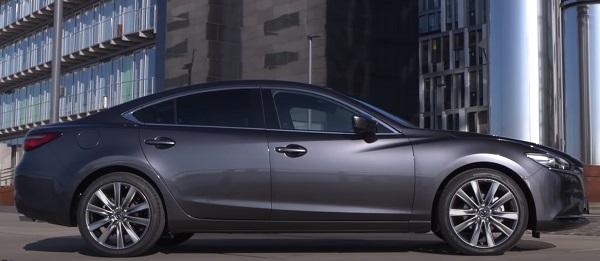 Mazda 6 2021.