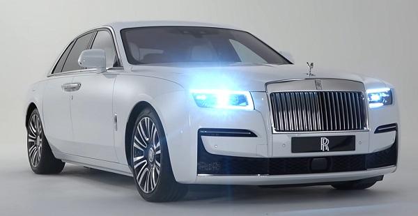 Rolls-Royce Gost 2021.