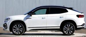Volkswagen Tylcon 2020.