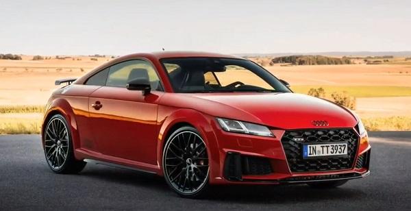 Audi TTS competition plus 2021.