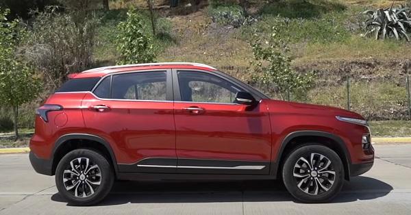 Chevrolet Groove 2021.