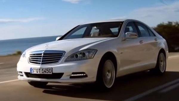 Mercedes-Benz S-Class W223.