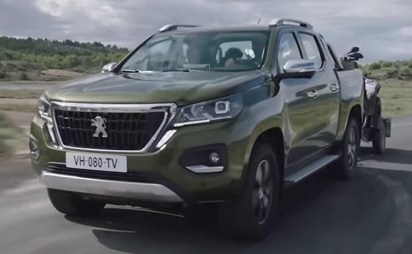 Peugeot Landtrek 2021.