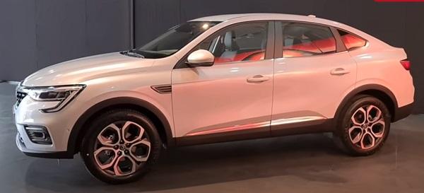 Renault Arkana 2021.