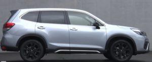 Subaru Forester Sport 2021.