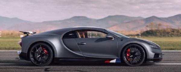 Bugatti Chiron Sport 2021.