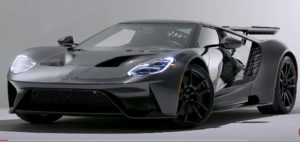 Ford GT 2020.