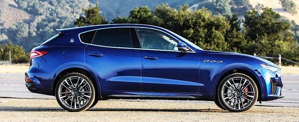 Maserati Levante Trofeo 2021.