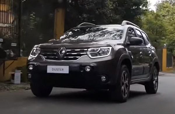 Renault Duster 2021.