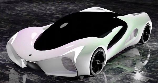 Apple Car 2024 .