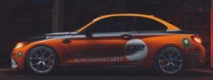 BMW M2 CSL Turbomeister Edition 2021.