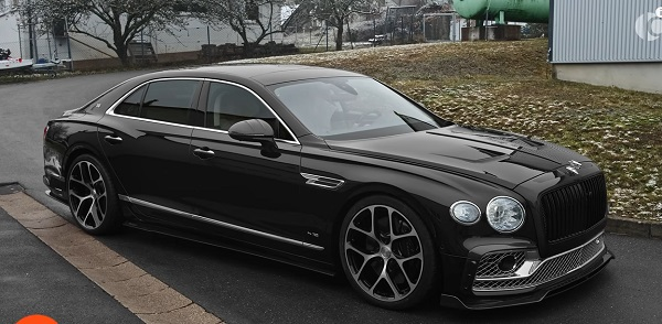 Bentley Flying Spur 2021.