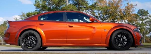 Dodge Charger SRT Hellcat Redeye 2021.