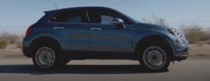 Fiat 500X 2021.