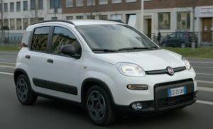 Fiat Panda 2021.