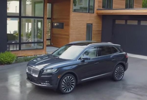 Lincoln Nautilus 2021-2022.