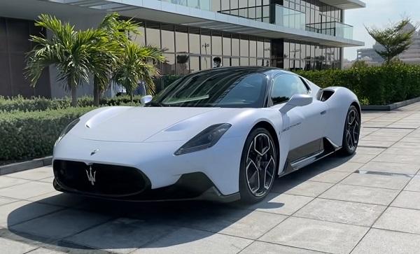 Maserati MC20 2021.
